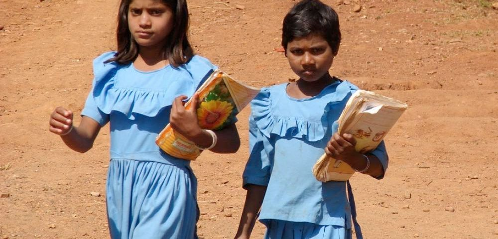 About 23 per cent girls drop out of school on reaching puberty